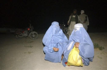 Two Afghan women awaiting execution